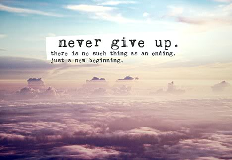 My life quote for the few past months really... Never again for me.